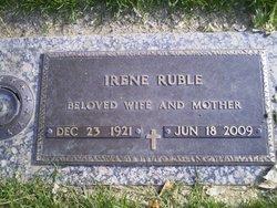 Irene Ruble