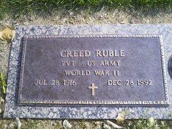 Creed Ruble