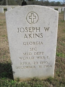 Joseph William Akins