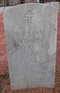 William Anthony Di Meo