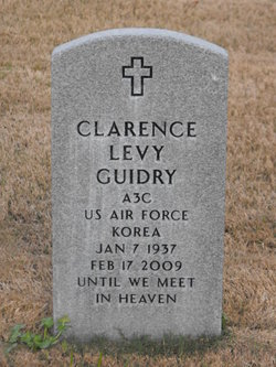 Clarence Levy Guidry