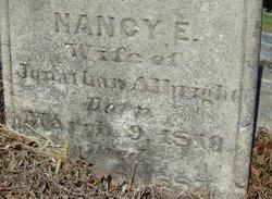 Nancy Elvira Celementine <I>Sewell</I> Albright