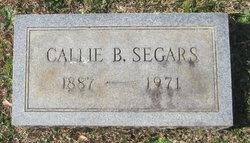 Callie B. Segars