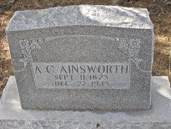 A C Ainsworth