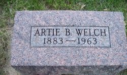 Artie Belle <I>Bolerjack</I> Welch