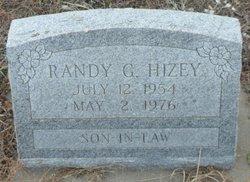 Randy G Hizey