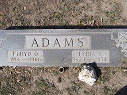 Lydia <I>Saunders</I> Arnold
