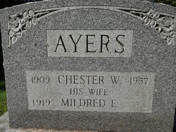 Chester William Ayers