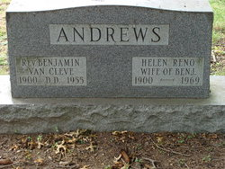 Helen Frances <I>Reno</I> Andrews