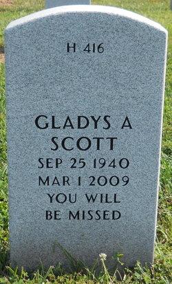 Gladys Anita Scott