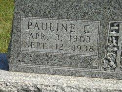Pauline Catherine <I>Hansen</I> Balvanz
