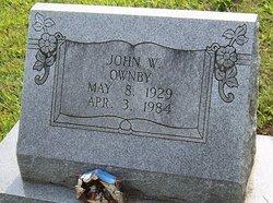 John Wesley Ownby