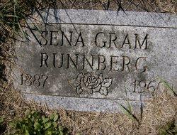 """Jensena """"Sena"""" <I>Gram</I> Runnberg"""