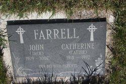 "Catherine Crawford Hamilton ""Cathie"" <I>Logan</I> Farrell"