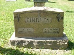 """Abraham Lincoln """"Abe"""" Findley,"""