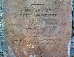 Robert McHenry