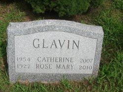 Rose Mary <I>Rouse</I> Glavin