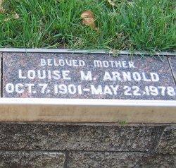 Louise M Arnold
