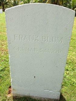 Franz Blum