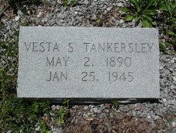 Vesta Elizabeth <I>Schramm</I> Tankersley