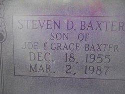 Steven D. Baxter
