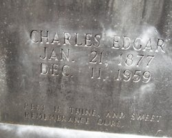 Charles Edgar Staples