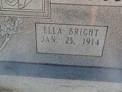 Ella <I>Bright</I> Staples