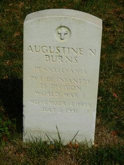 Augustine N Burns