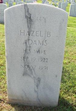 Hazel B. Adams