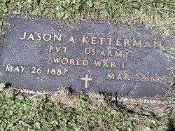 Jason Aaron Ketterman, Sr
