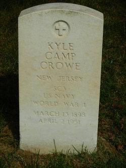 Kyle Camp Crowe
