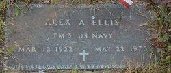 Alex A. <I>(Czegledy)</I> Ellis