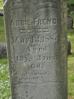 Abbie French