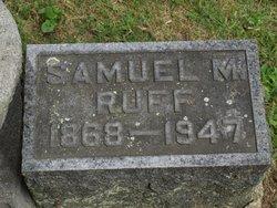 Samuel M. Ruff