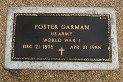 Foster Garman