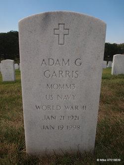 Adam G Garris