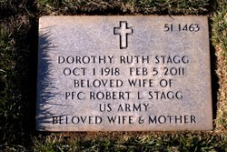 Dorothy Ruth Stagg