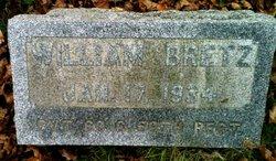 Pvt William Bretz