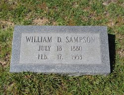 William Duckery Sampson