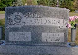 Elmer Iver Bonard Arvidson