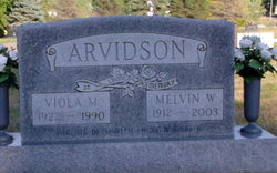 Viola <I>Dugger</I> Arvidson