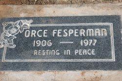 Orce Fesperman