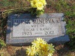 """Mirja M. """"Mickey"""" <I>Koskela</I> Rainey"""