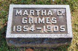 Martha C Grimes