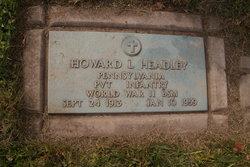 Howard Lemley Headley