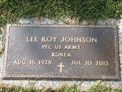Lee Roy Johnson