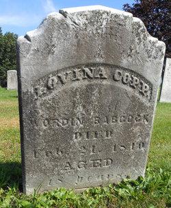 Lovina <I>Copp</I> Babcock