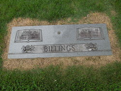 Jewell H Billings