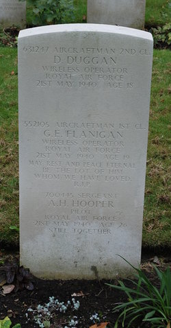 Aircraftman 2nd Class (W. Op.) Douglas Duggan