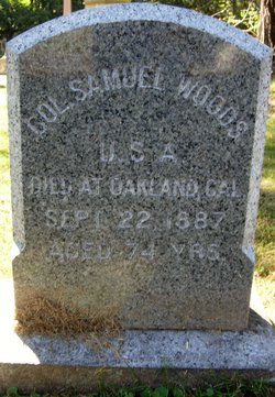 Col Samuel Woods